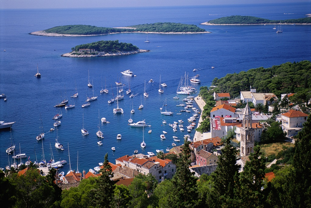 hvar sziget horvatorszag horvat tengerpart gyerekkel