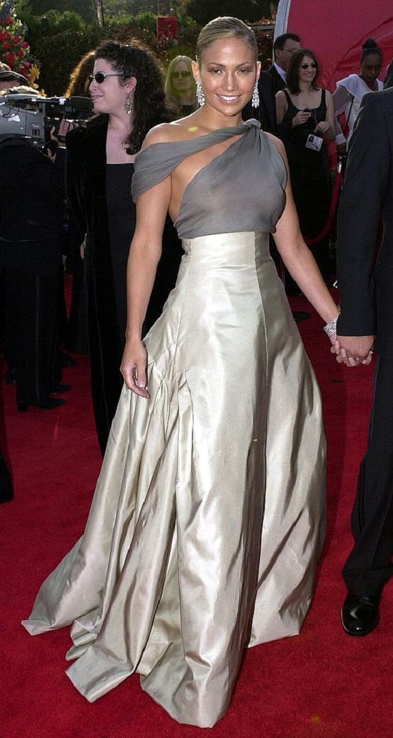 Jennifer Lopez 2001 Oscar