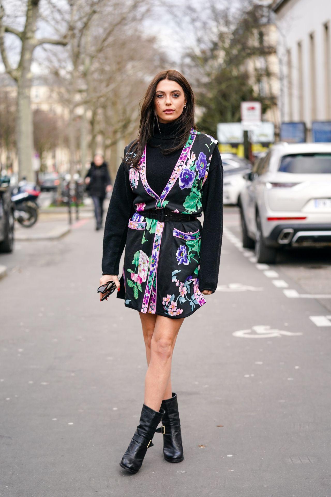 Street Style kimonó