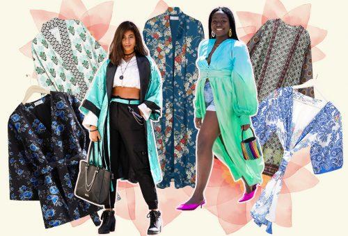 Felkapós kimonók tavaszra, nem csak otthonra