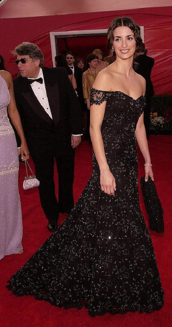 Penelope Cruz 2001 Oscar