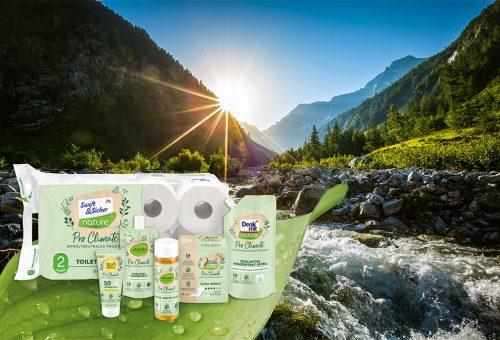 Kis lépések, nagy hatás: a dm környezetsemleges termékeket fejlesztett
