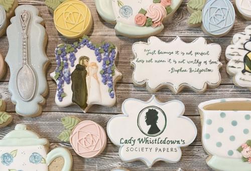 5 csodás Bridgerton-keksz, amiket maga Charlotte királyné is megkóstolna