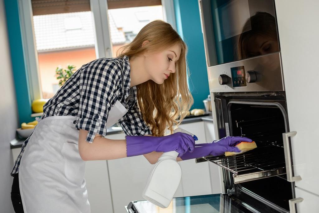 Tűzhelytisztítás sütőtisztítás vegyszermentesen természetesen