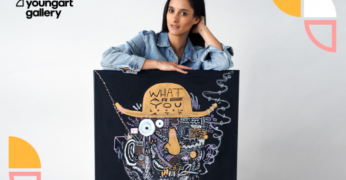 Trokán Nóra és Polgár Odett a fiatal művészeket támogatják
