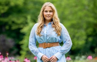 Alakja miatt bántják Amalia holland trónörökös hercegnőt