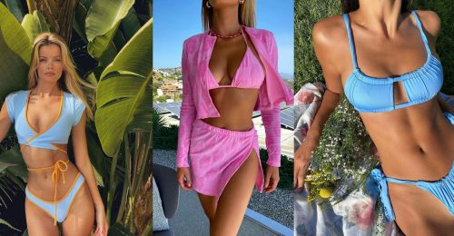 Ezekért a bikinikért rajong Hailey Bieber és Bella Hadid