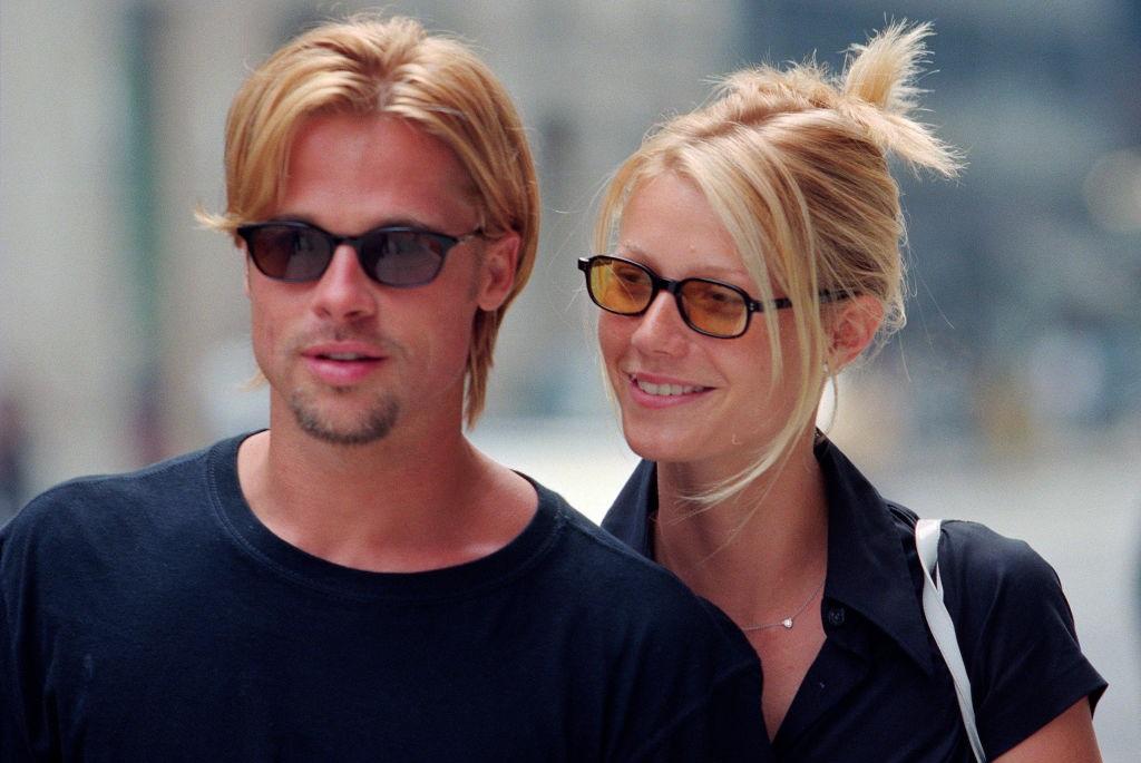 Brad Pitt es Gwyneth Paltrow