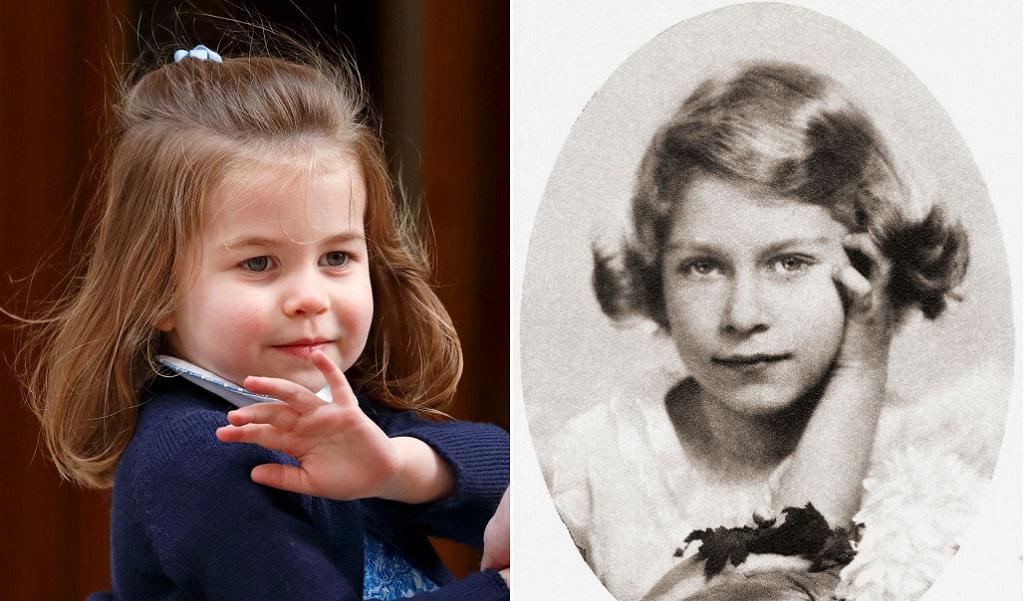 Sarolta hercegnő nagyon hasonlít Erzsébet királynőre