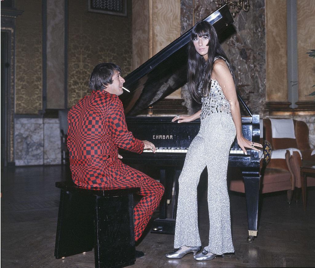 Cher és Sonny Bono 1966-ban