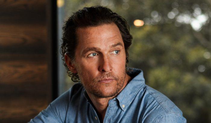Matthew McConaughey félt abbahagyni a romantikus vígjátékokat