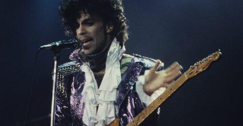 Különleges sminkkollekcióval emlékeznek Prince-re