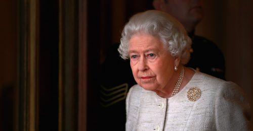 Erzsébet királynő kórházba került