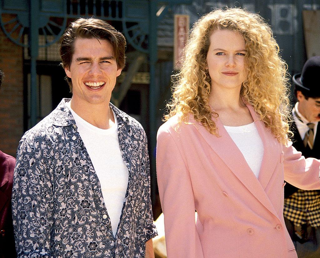 Nicole Kidman és Tom Cruise