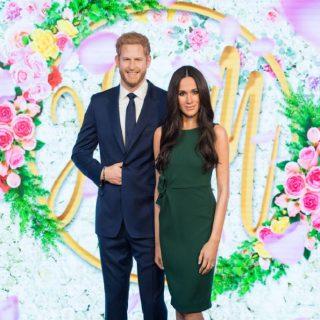 Eltávolították a királyi családtól Harry és Meghan viaszszobrát