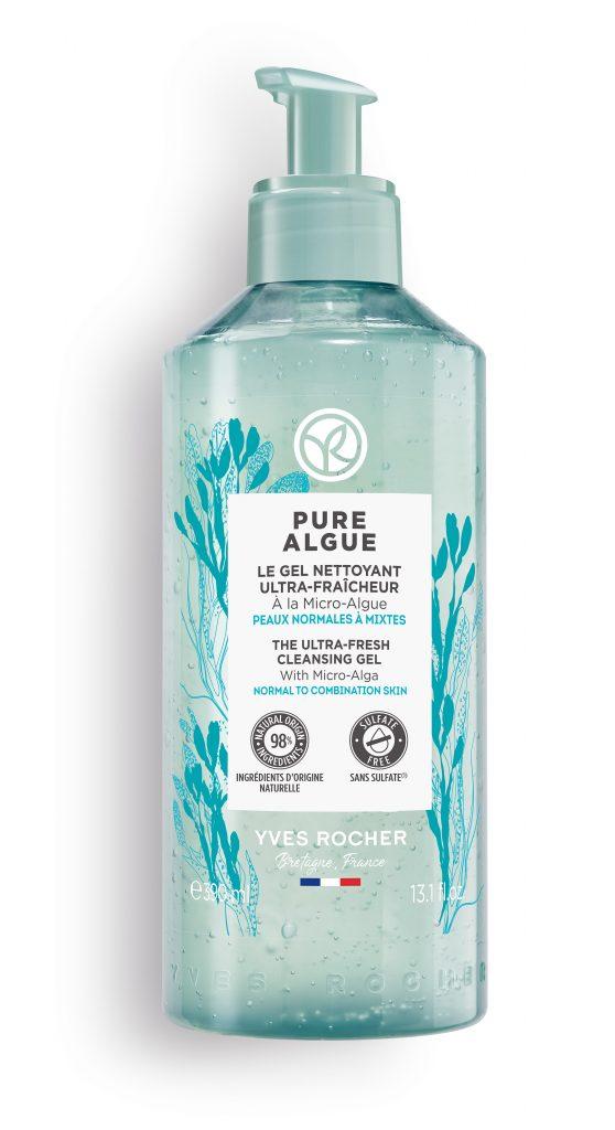 Pure Algue Frissítő Arctisztító zselé
