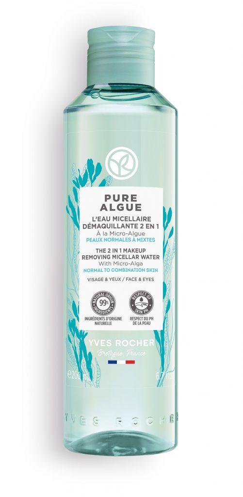 Pure Algue Hidratáló micellás víz