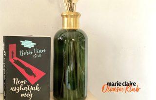 Marie Claire Olvasói Klub – Boris Vian: Nem úszhatjuk meg