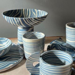 Keramikusként tér vissza a fiatal divattervező