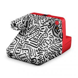 Keith Haring előtt tiszteleg ez a menő Polaroid fényképező