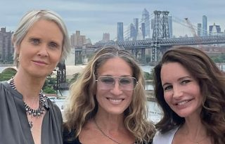 Itt az első fotó a Szex és New York folytatásának forgatásáról