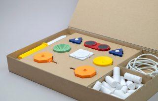 Játékos készlettel tanulhatnak a gyerekek a robotikáról