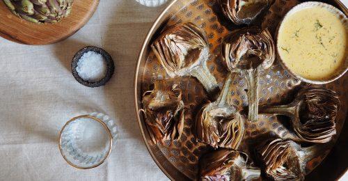 Ne féljünk az articsókától: grillezett zöldségként és tésztával is isteni