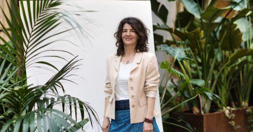 """""""Forduljunk tisztelettel a növények, a fák, az állatok felé"""" – Aszalós Réka, a Marie Claire Go Green nagykövete"""