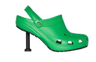 A Balenciaga és a Crocs megalkotta a cipők Frankenstein-szörnyét