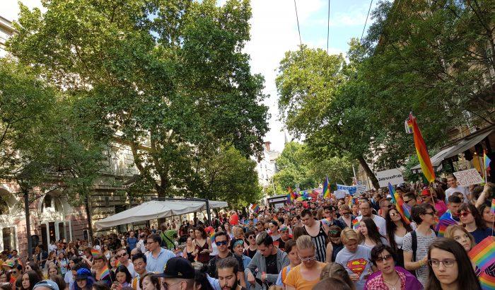 Zöldebb lesz idén a Budapest Pride!