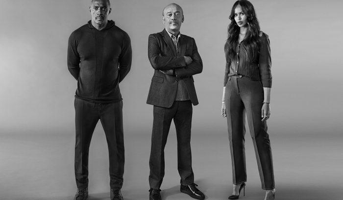 Közös kollekciót dobott piacra Idris Elba, Sabrina Elba és Christian Louboutin