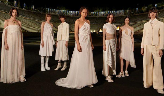 Athénban mutatta be Cruise kollekcióját a Dior