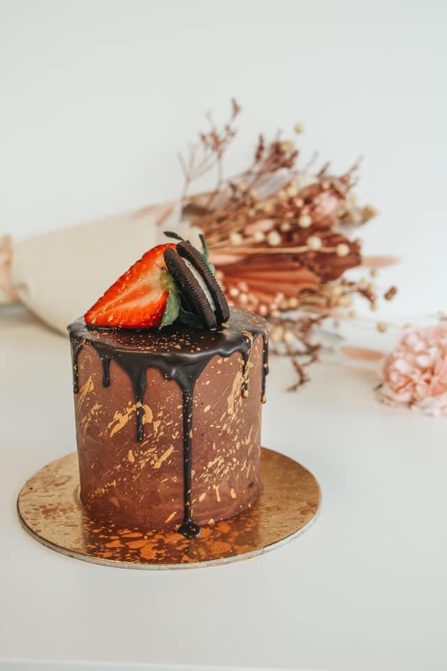 6. kép: Az eper csodásan passzol a csokihoz