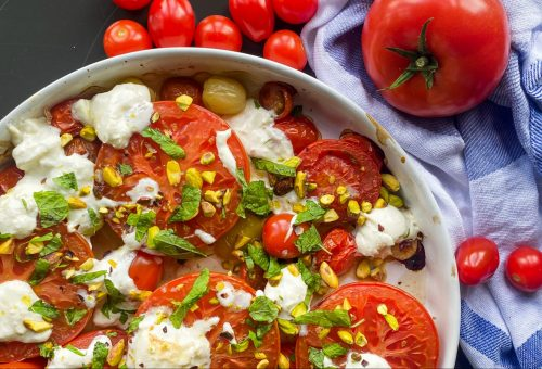 Umami mennyország: 5 nyári recept, amiben a zamatos paradicsom a főszereplő