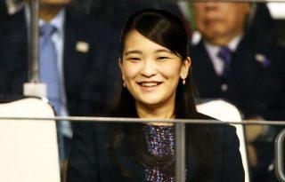 Titokban önkénteskedik Mako Akishino japán hercegnő, akit hamarosan megfoszthatnak nemesi rangjától