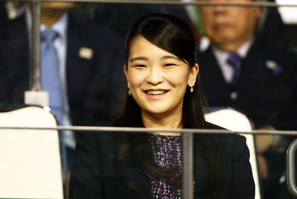 Mako Akishino japán hercegnő