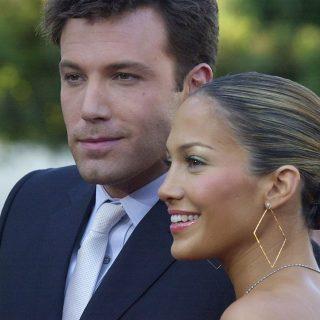 Nyilvánosan esett egymásnak Jennifer Lopez és Ben Affleck