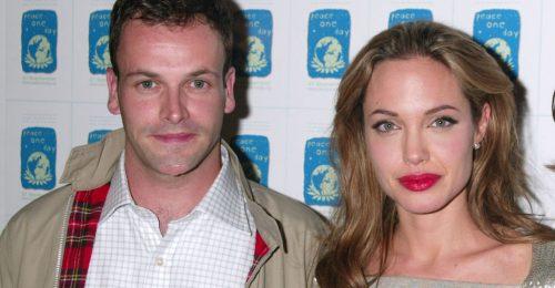 Angelina Jolie az exférjével találkozgat