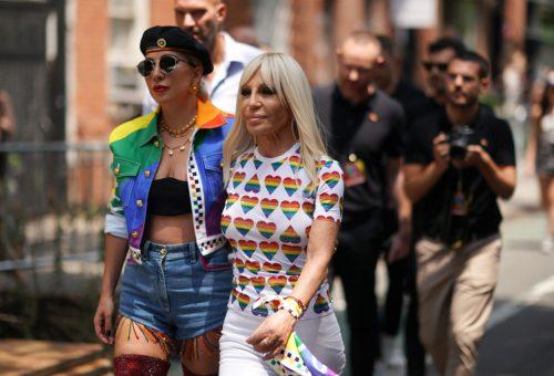 Újabb Pride kollekció: Lady Gaga és a Versace együttműködése