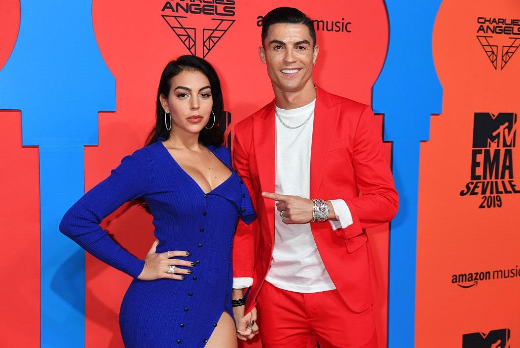 Cristiano Ronaldo szerelme, Georgina Rodriguez