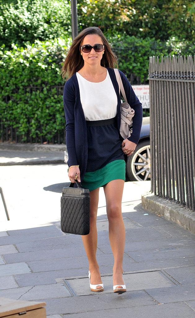 Pippa Middleton inspiralo szettjei