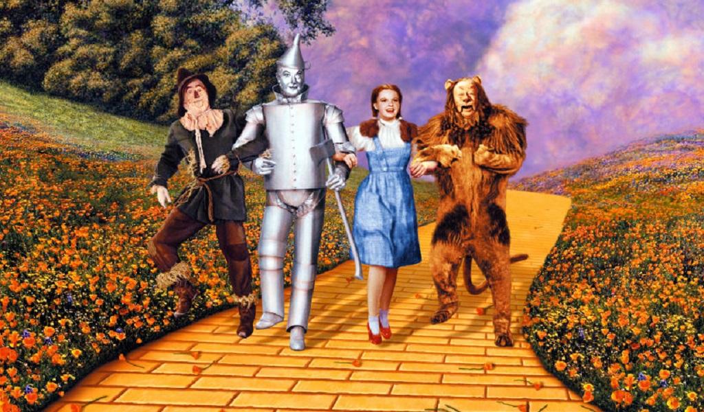 Judy Garland Dorothy szerepében
