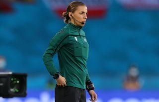 Ismerd meg a férfi labdarúgó Eb első női játékvezetőjét!