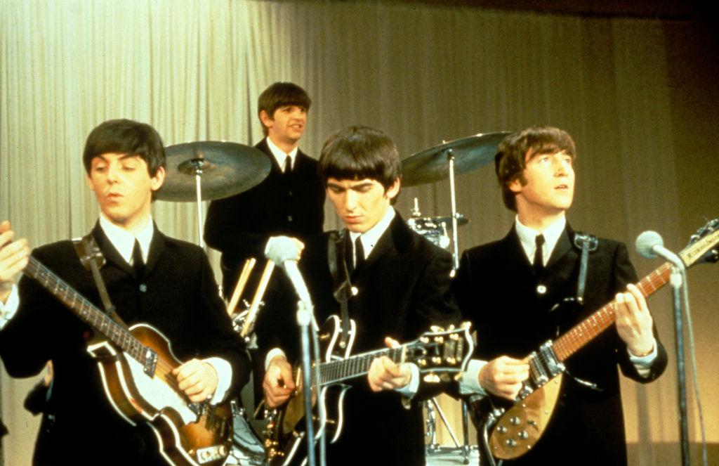 A The Beatles 1963-ban