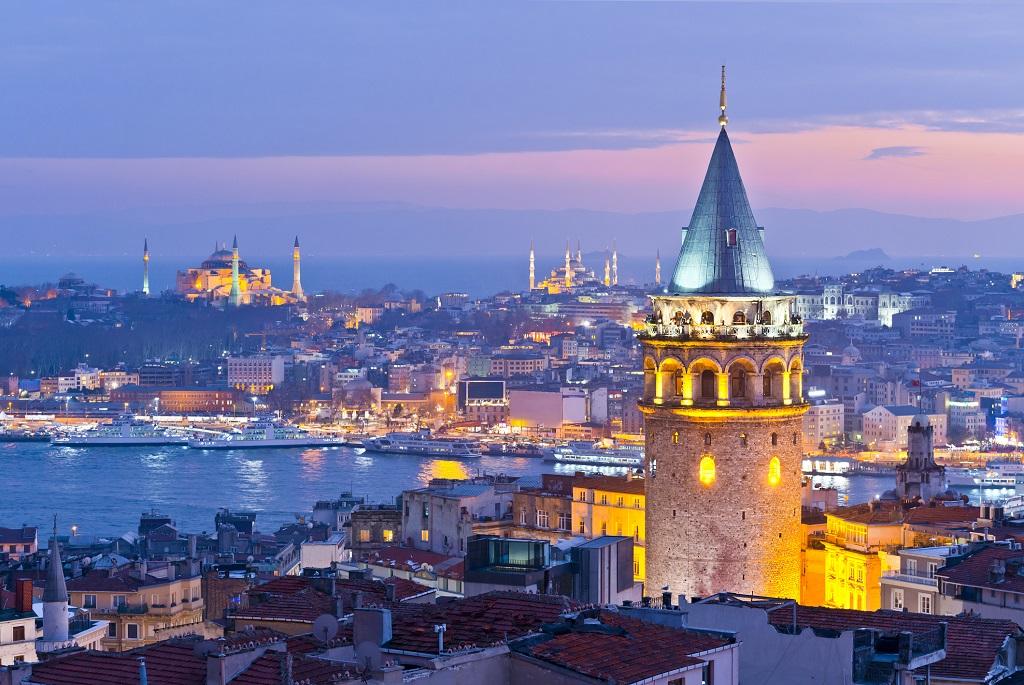Látnivalók Isztambulban, Törökország fővárosában