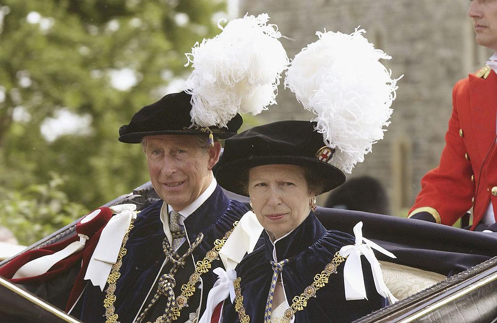 Károly herceg és Anna hercegnő