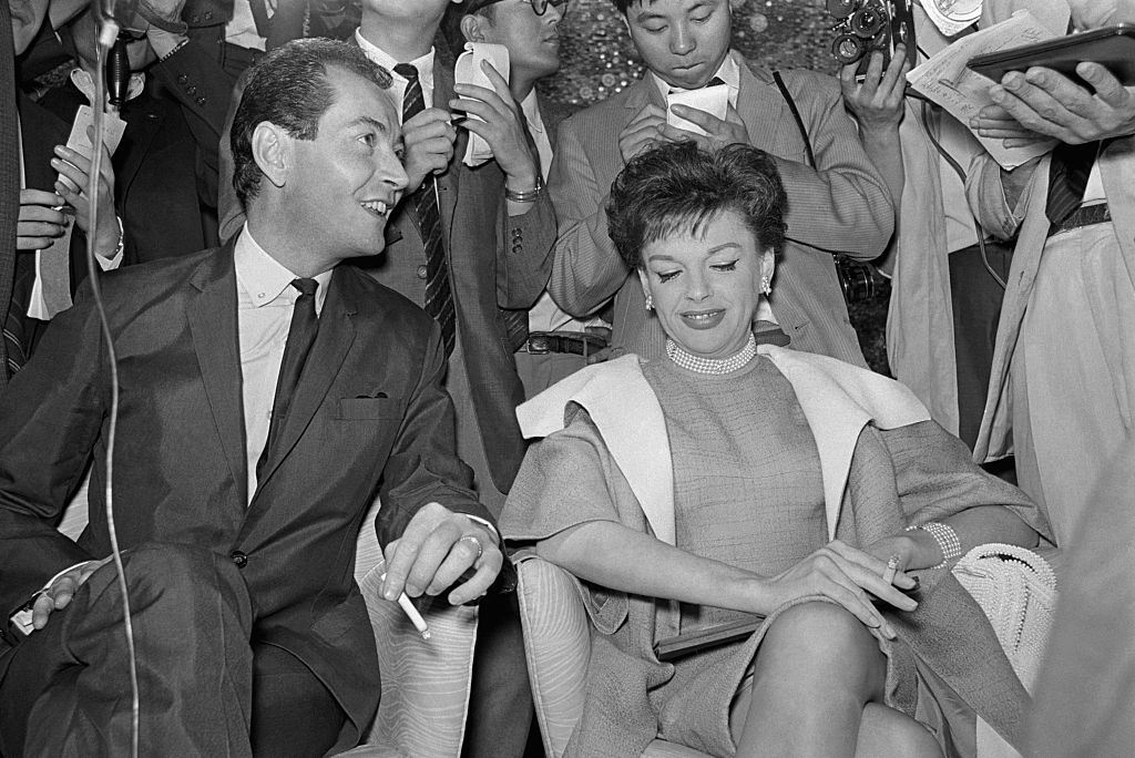 Judy Garland és Mark Herron