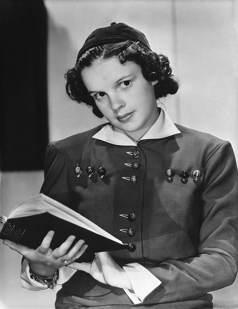 Judy Garland 14 évesen