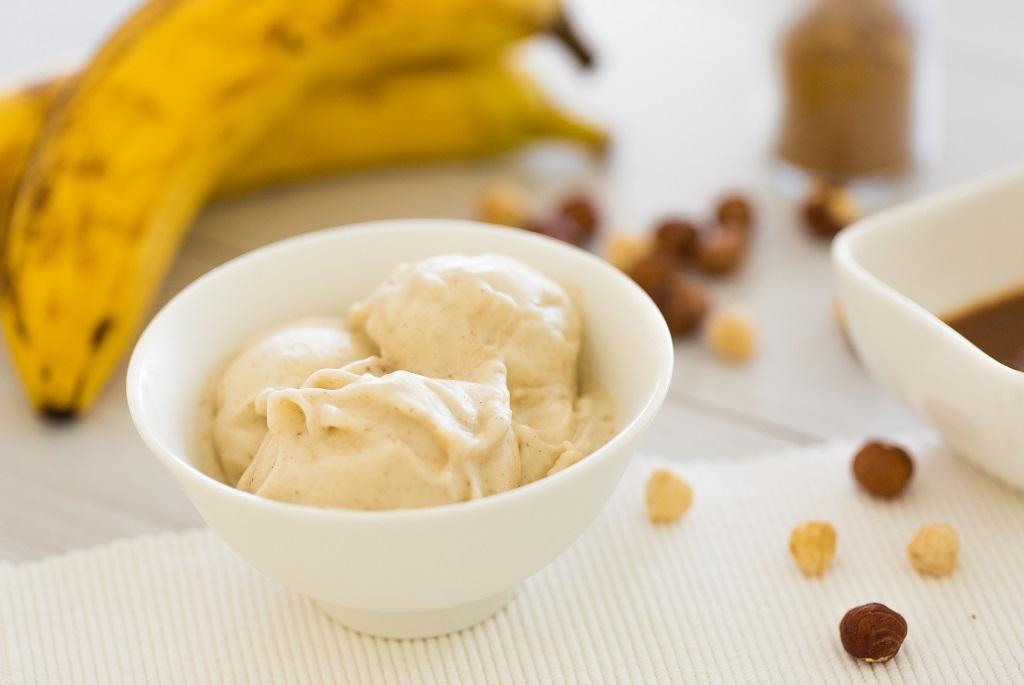Krémes banánfagyi recept