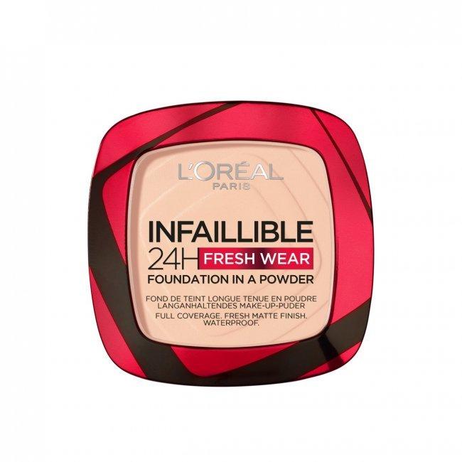 5. kép: L'Oréal Paris Infallible Fresh Wear 24H Powder Foundation
